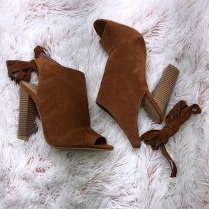 Shoes - High heel booties